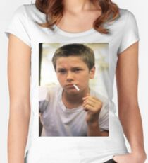 River Phoenix Women's Fitted Scoop T-Shirt