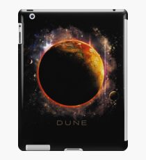 DUNE the spice must flow iPad Case/Skin