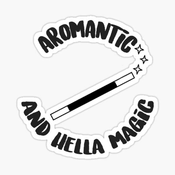 aro magic Sticker