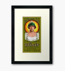 Elixir Framed Print