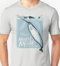 Modest Mouse with The Night Marchers tour tee Unisex T-Shirt