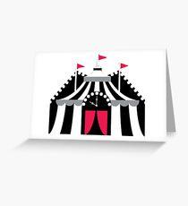 The Night Circus Greeting Card