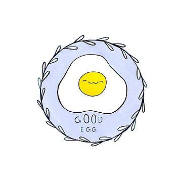Good Egg by LittleBeanMakes