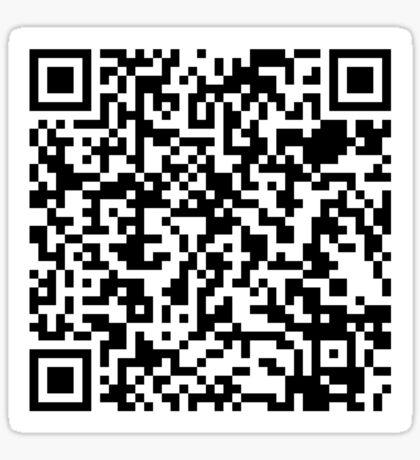 QR-Code Sticker