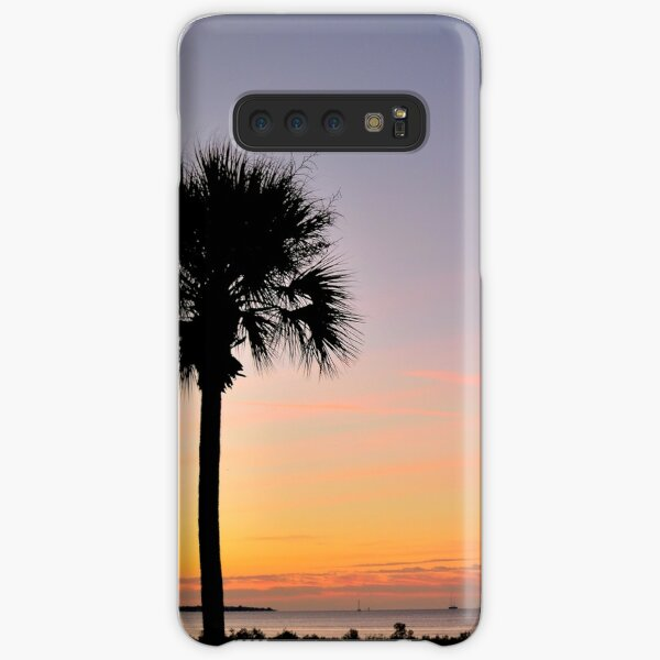 Patriots Point Palm Samsung Galaxy Snap Case