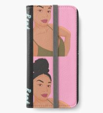 Rene iPhone Wallet/Case/Skin
