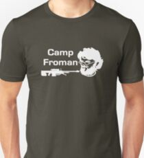 Camp Froman white T-Shirt