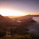 Tengger Caldera sunrise by SinaStraub