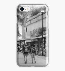 Streets of Playa iPhone Case/Skin
