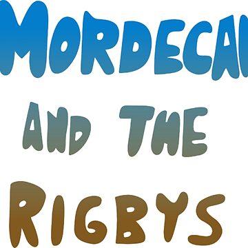 Mordecai and the Rigbys by radioactv