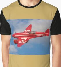 De Havilland Comet Racer G-ACSS Graphic T-Shirt