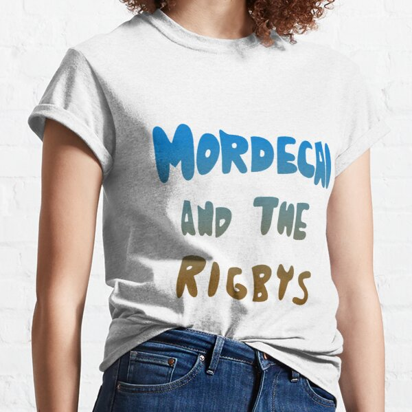 Mordecai y los Rigby Camiseta clásica