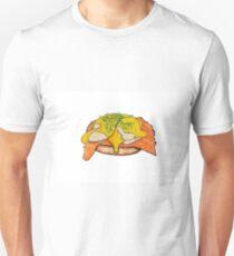Eggs Benedict Brunch Unisex T-Shirt