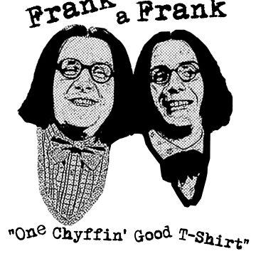 """""""One Chyffin' Good T-Shirt"""" (Pobol y Chyff) by superfurrygeth"""