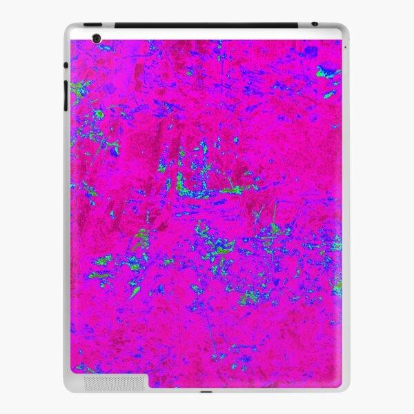 Pink silk iPad Skin