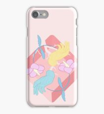 What's The Use of Feeling, Blue? iPhone Case/Skin