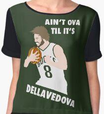 Ain't Ova Til It's Dellavedova - Mk II Chiffon Top