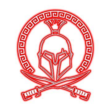 Spartan Logo 2 by InitialSeven