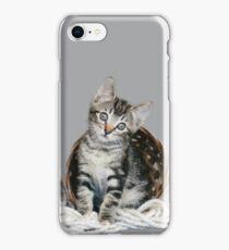 Yarn Tabby iPhone Case/Skin