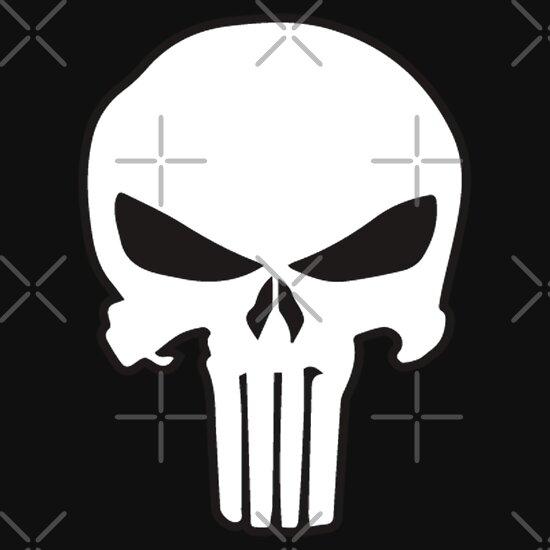 TShirtGifter presents: The Punisher | Unisex T-Shirt
