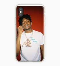 Playboi Carti Blue Lady iPhone Case