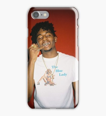 Playboi Carti Blue Lady iPhone Case/Skin