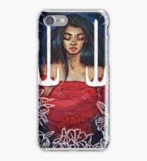 Elektra - Votive iPhone Case/Skin
