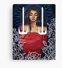 Elektra - Votive Canvas Print