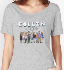 Collin Focus Women's Relaxed Fit T-Shirt