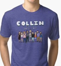 Collin Focus Tri-blend T-Shirt