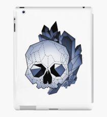 Crystal Skull. iPad Case/Skin