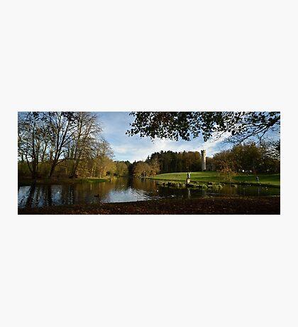 Hardwick Park Panorama Photographic Print