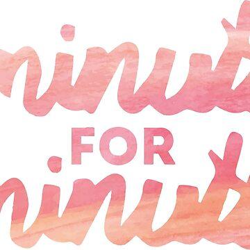 Minutt for Minutt by whoviandrea