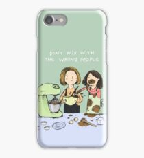Baking Advice iPhone Case/Skin