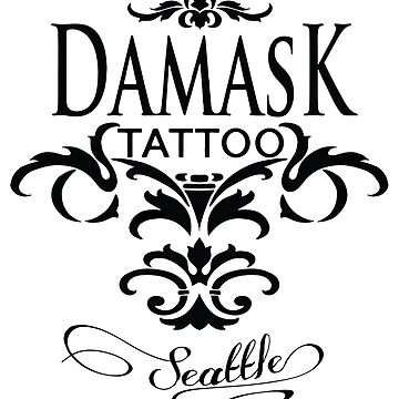 Damask Tattoo Seattle by damasktattoo
