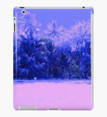 Tropical Snow iPad Case/Skin