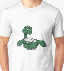 turtle funny funny Unisex T-Shirt