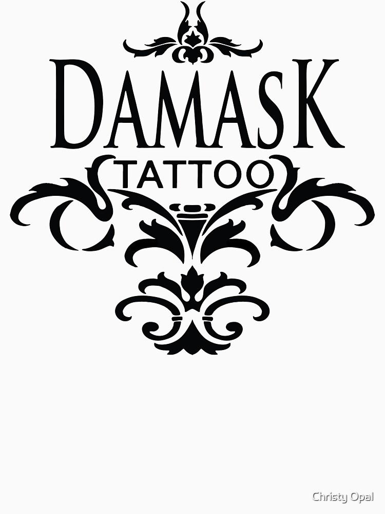 Damask Tattoo  von damasktattoo