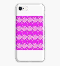 Pink Cardigan iPhone Case/Skin
