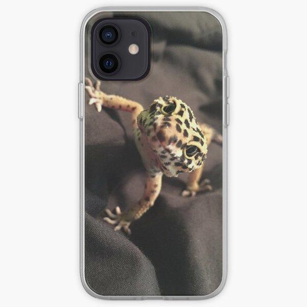 Leopard Gecko iPhone Soft Case