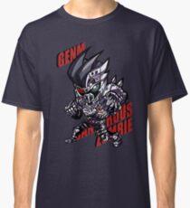 Dangerous Zombie Classic T-Shirt