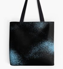 Blue Galaxies. The Infinity Sky. Tote Bag