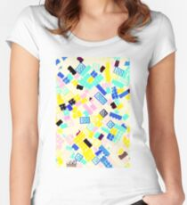 Legos! Women's Fitted Scoop T-Shirt