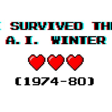I survived the A.I. winter (8-bit 3D) by perceptron