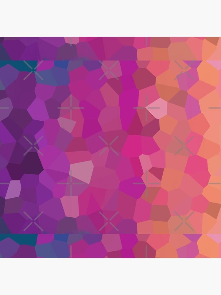 Buntglas-Zusammenfassung von sabaS