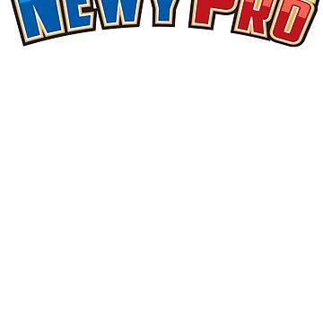 Newy Pro logo by newypro