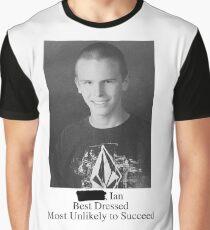 iDubbbz Yearbook Graphic T-Shirt