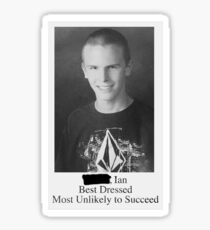 iDubbbz Yearbook Sticker