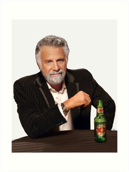 Pictures of the dos equis guy