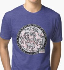 Uresia in the Round Tri-blend T-Shirt